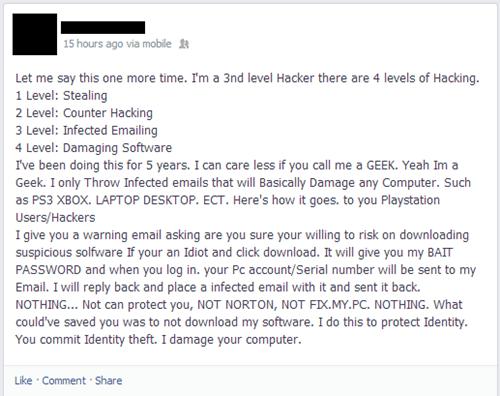 hackers,neckbeard,internet tough guy
