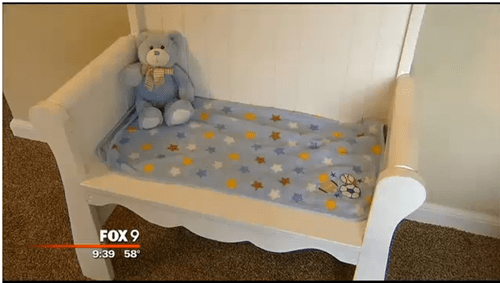 Kind Stranger Transforms Crib For Grieving Mother