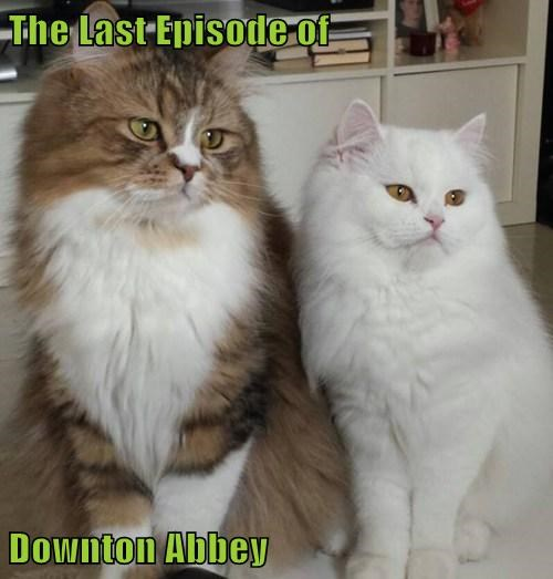 The Last Episode of  Downton Abbey