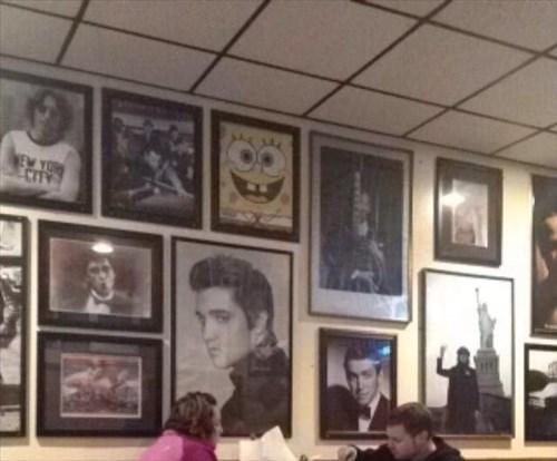 funny,photography,restaurant,SpongeBob SquarePants