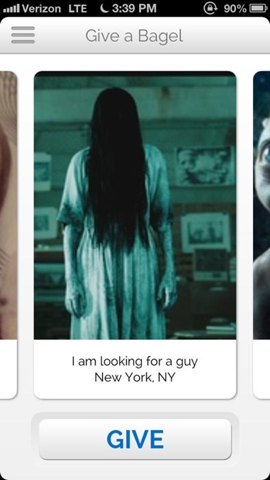 funny,the ring,online dating,scary,wtf