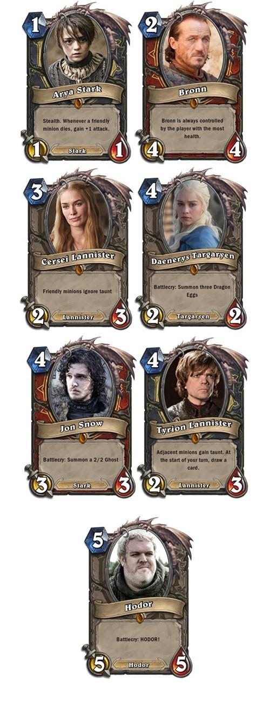 hodor,Game of Thrones,heartstone