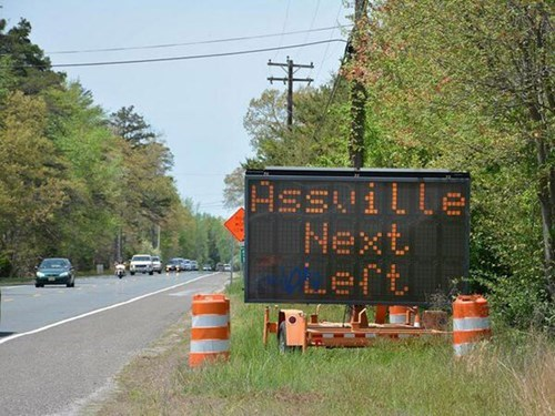 Highway Hackers Have a Little Fun in New Jersey