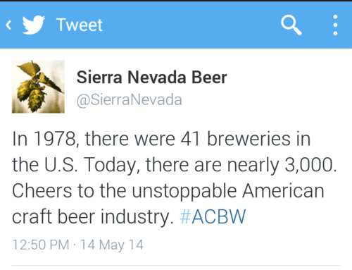 The Beer Industry Is Looking Up