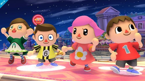 Villager Character Costumes