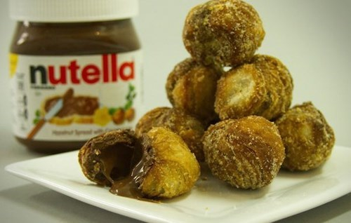 The Guy Who Brought Us Cronuts is Bringing Us the Nutella-Stuffed Version Soon