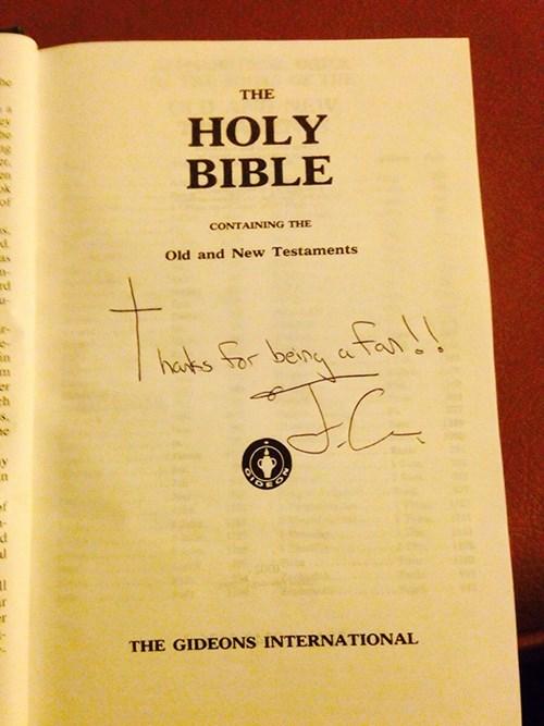 bibles,jesus christ,autographs