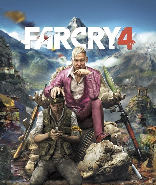 The Internet's All Atwitter With Far Cry 4 Rumors