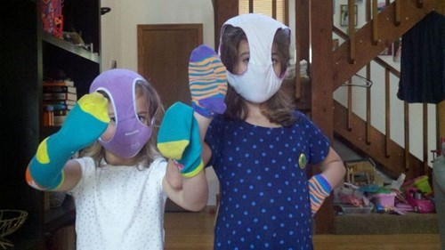 Teach Your Kids to Dress Creatively