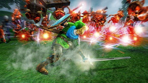 New Screenshots for Zelda: Hyrule Warriors