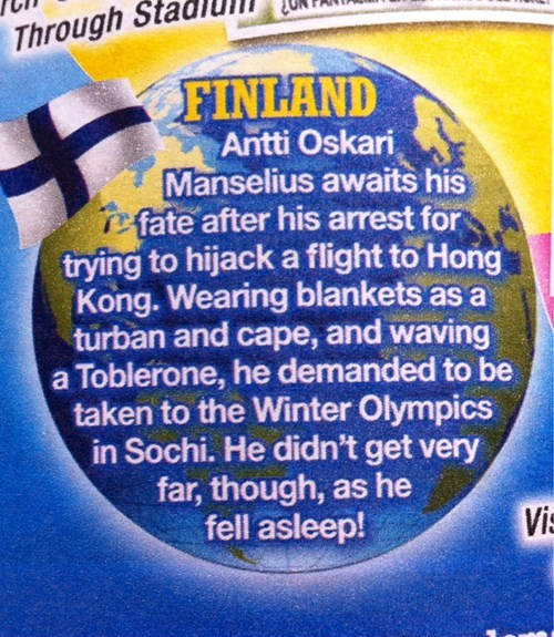 Finland,news,what