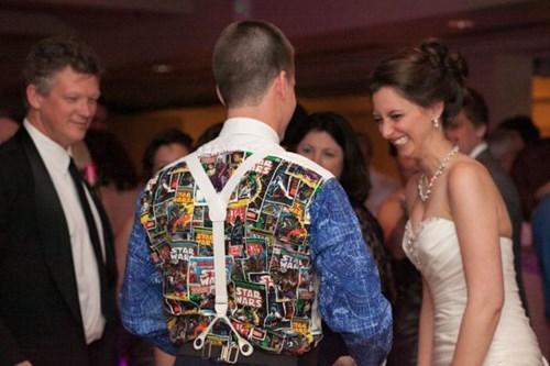 star wars,poorly dressed,suspenders,wedding,g rated