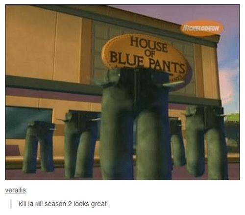 Pants La Pants