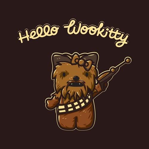 Hello Wookitty