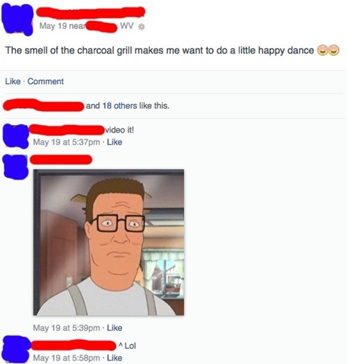 barbecue,King of the hill,failbook,g rated