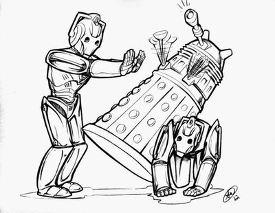 We've Found The Dalek's Only Weakness
