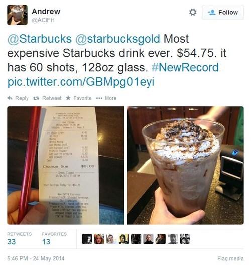 bad idea,coffee,Starbucks,twitter,fail nation