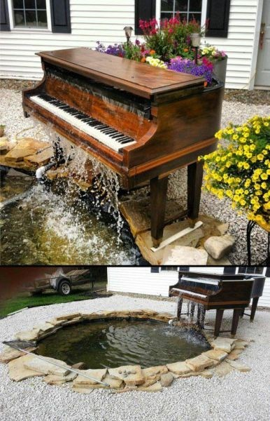Let the Water Flow and Let's Hear Some Tunes!