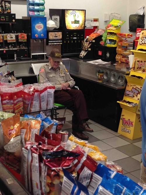 convenience store,security,monday thru friday,nap