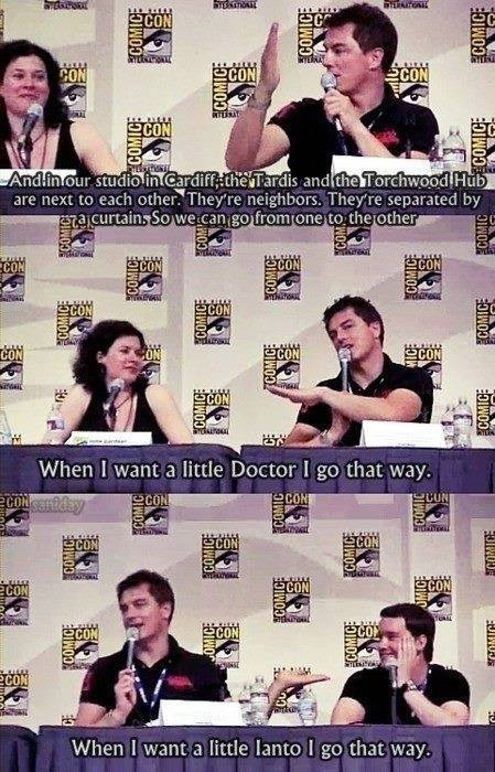 It Was a Good Time To Be John Barrowman