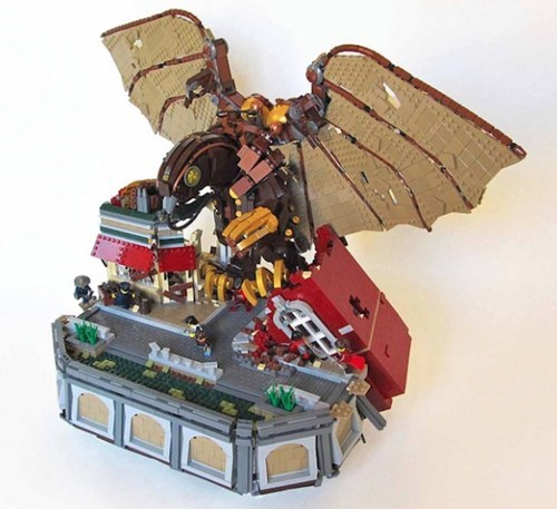 LEGO Songbird Is Awesome