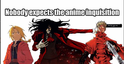 Prepare for the Inquisition
