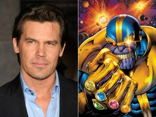Josh Brolin Will Voice Thanos in Avengers 3 and Guardians of the Galaxy