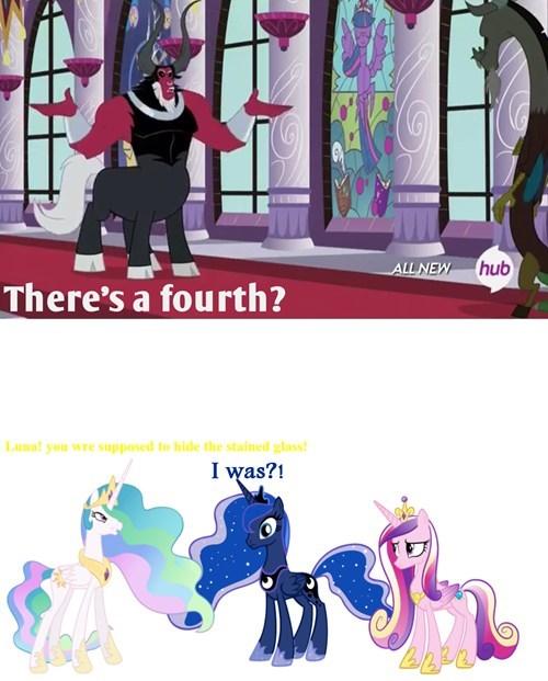 Luna's Fault