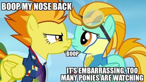 Spitfire demands to be boop