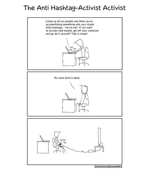life,computers,hashtags,web comics