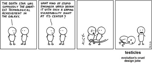nutshot,evolution,sad but true,web comics