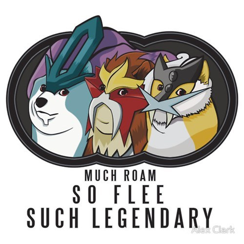 Legendoges