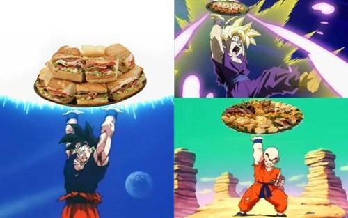 Have You Ever Wanted To Dress Up Like Goku and Hand Out Appetizers? We've Got the Craiglist Ad For You