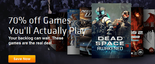 EA Takes a Shot at Steam That Doesn't Even Really Make Sense