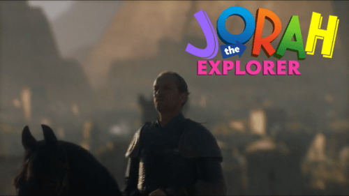 Jorah No Snitching!