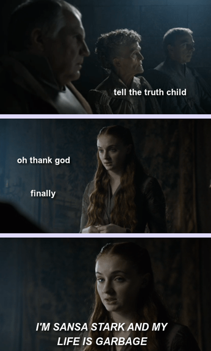 True Life: Westeros is My Living Hell