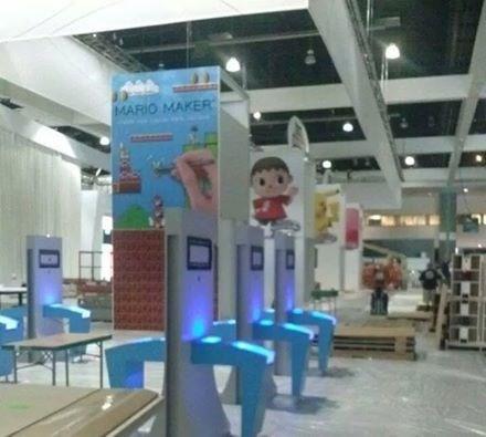 """Rumor: Nintendo to Announce """"Mario Maker"""" at E3"""