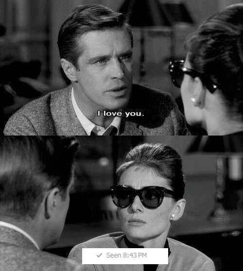 How Facebook Flirting Goes