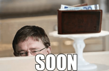 Brace Yourselves, Steam Sales Are Coming