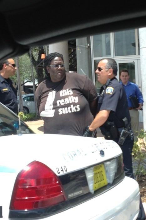 shirt,irony,police