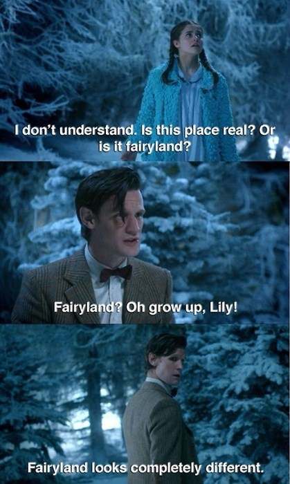 I Demand Fairy Land In Series 8