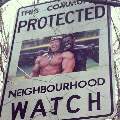 The Neighborhood is in Good Hands