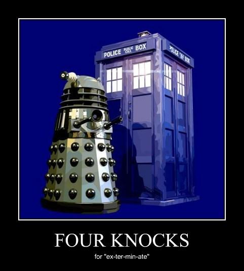 FOUR KNOCKS