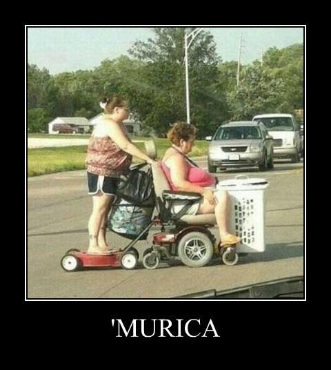 'MURICA