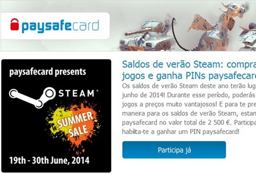 Rumor Has It the Steam Summer Sale Might be Real Soon