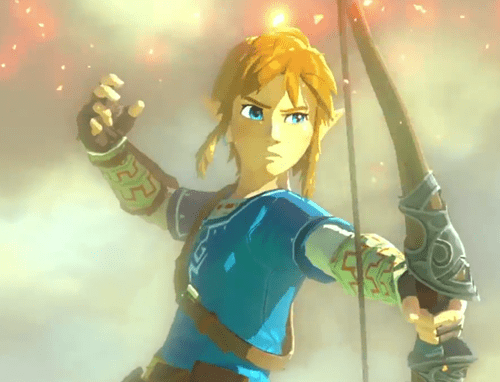 That Probably Wasn't Link in the Zelda Wii U Trailer