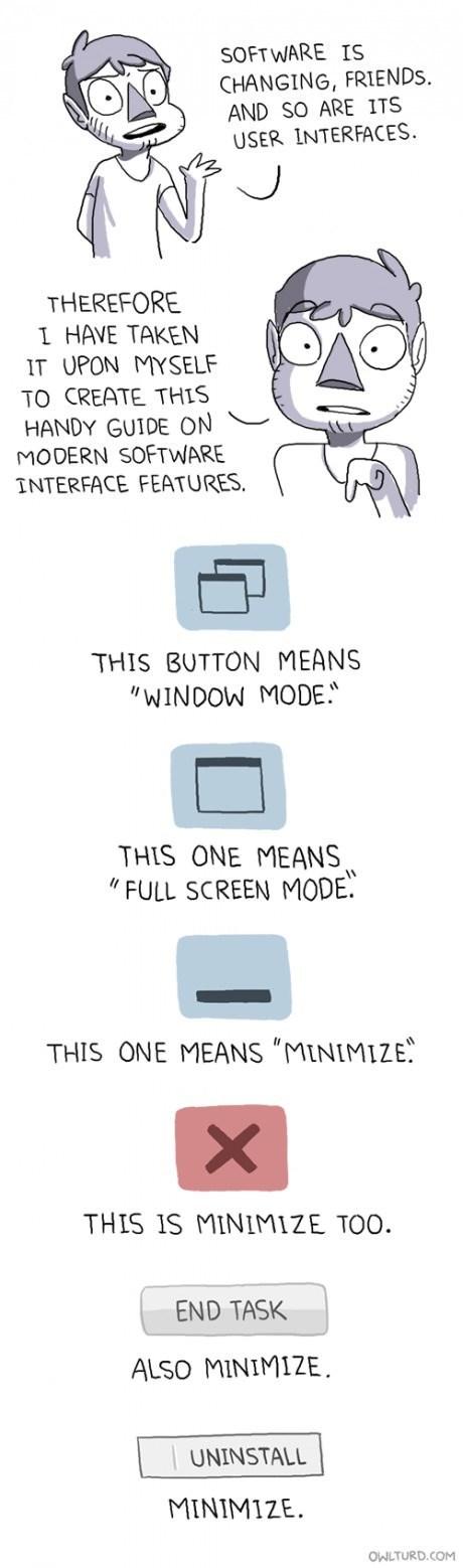 computers,modern living,software,web comics