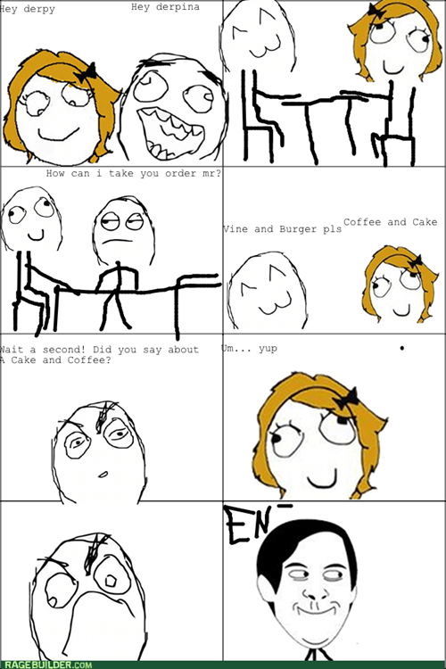 Derpy date