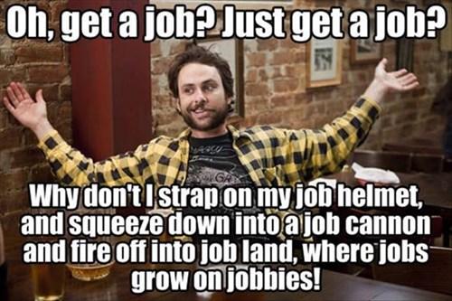jobs,its always sunny in philadelphia