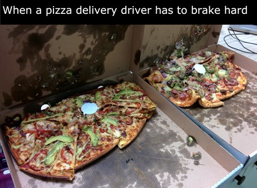 delivery,physics,monday thru friday,pizza,g rated